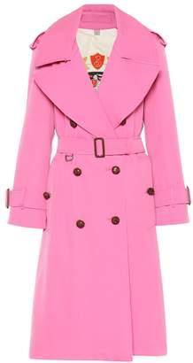 Burberry Regina 30 wool trench coat