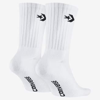 Converse Crew Men's Socks (2 Pair)