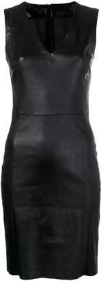Drome fitted mini dress