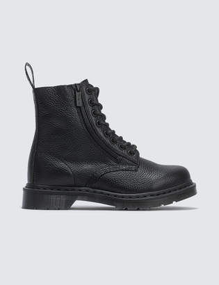 Dr. Martens 8 Eye Boots With Zip