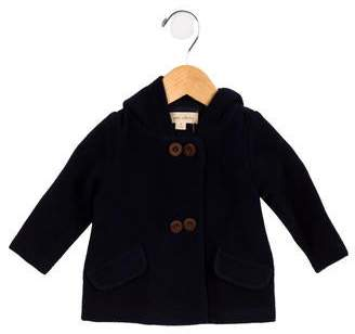 La Petite Collection Girls' Hooded Wool Jacket w/ Tags