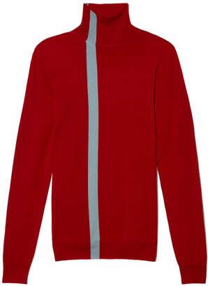 Marni Long-Sleeve Turtleneck Sweater