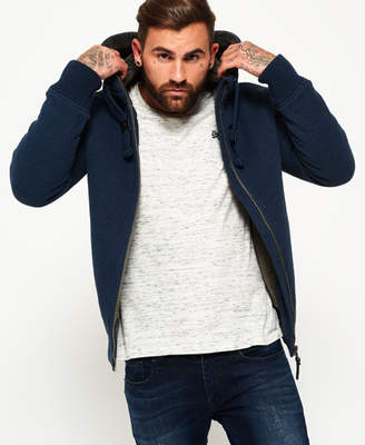 Superdry Hemmingway Fur Lined Zip Hoodie