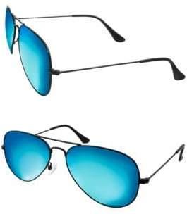 OLIVER 58MM Square Sunglasses