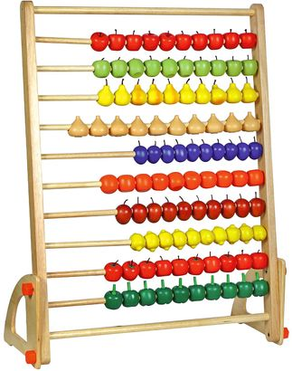 Santoys Fruit Wooden Abacus