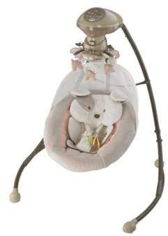 Fisher-Price® My Little SnugapuppyTM Cradle N' Swing $159.99 thestylecure.com