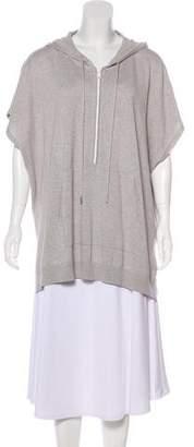 ATM Hooded Sleeveless Sweatshirt