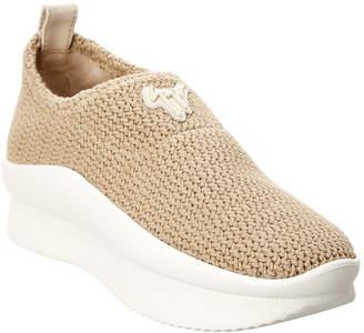 Giuseppe Zanotti Veronica Woven Platform Sneaker