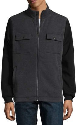 Decree Military Raglan Fleece Jacket