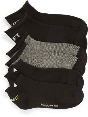 Kate Spade 3-Pack Hayden Cat Ankle Socks
