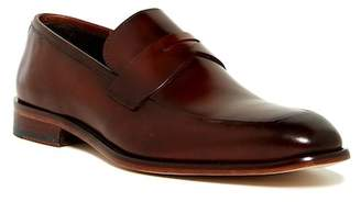 Donald J Pliner Baston Apron Toe Penny Loafer