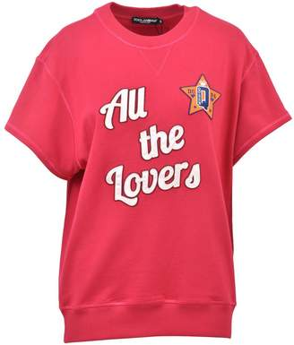 Dolce & Gabbana All The Lovers Sweatshirt