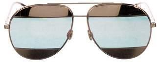 Christian Dior Split 1 Metal Sunglasses