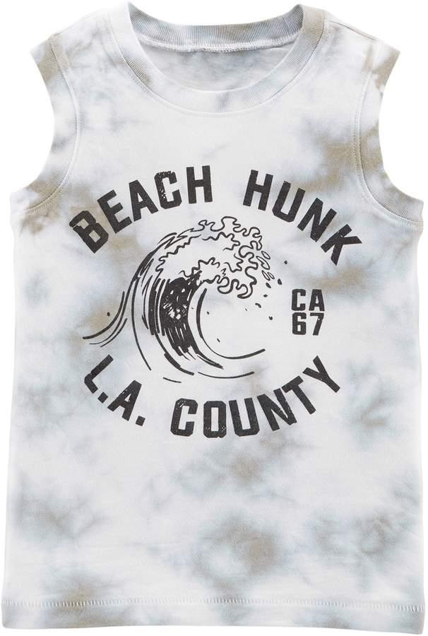 Toddler Boy Beach Hunk L.A. County