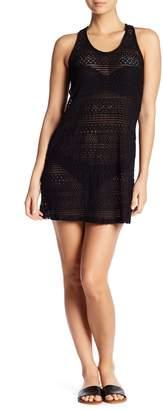 J Valdi T-Back Cover-Up Dress