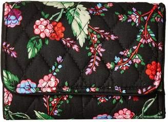 Vera Bradley Rfid Riley Compact Wallet Wallet Handbags