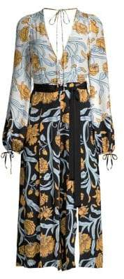 Alice McCall Everything Floral Paisley Peasant Jumpsuit