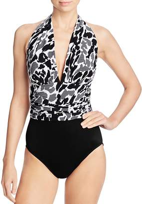 Magicsuit Zooloo Yves One Piece Swimsuit $152 thestylecure.com
