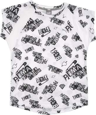 Puma T-shirts - Item 37910954PF