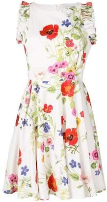 Blugirl floral print sun dress