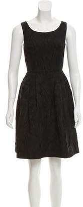 Michael Kors A-Line Sleeveless Dress