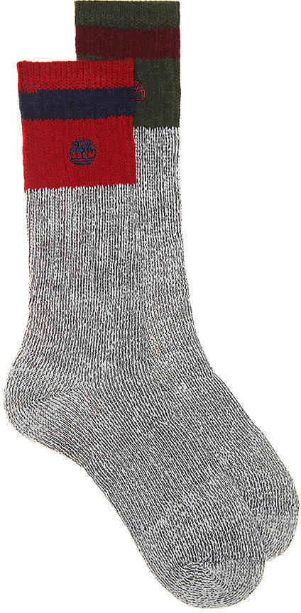 Stripe Cuff Toddler & Youth Boot Socks - 2 Pack - Boy's