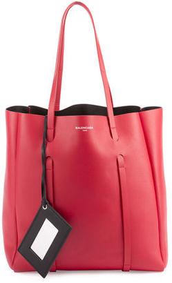 Balenciaga Everyday Leather Tote Bag $995 thestylecure.com