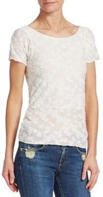 Rag & Bone Lucie Floral Jacquard Shirt