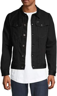 G Star Raw Cropped Denim Jacket