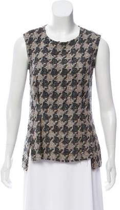 Isabel Marant Sleeveless Tweed Top w/ Tags