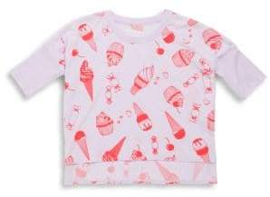 Chaser Girl's Printed Top