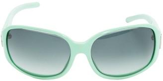 Dolce & Gabbana Green Plastic Sunglasses