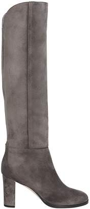 Jimmy Choo Madalie Suede Boots