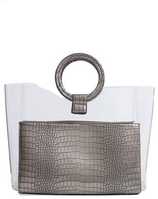 Vince Camuto Clea Faux Leather Tote