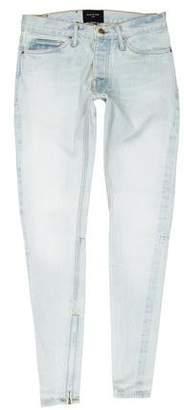 Fear Of God Light-Wash Skinny Jeans w/ Tags