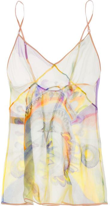Stella McCartney Bella Wishing silk camisole