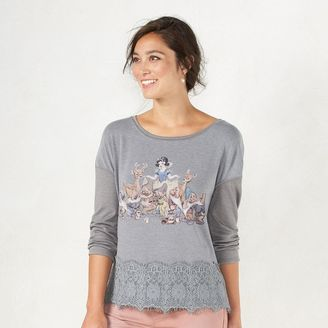 Disney's Snow White A Collection by LC Lauren Conrad Graphic Top - Women's $44 thestylecure.com