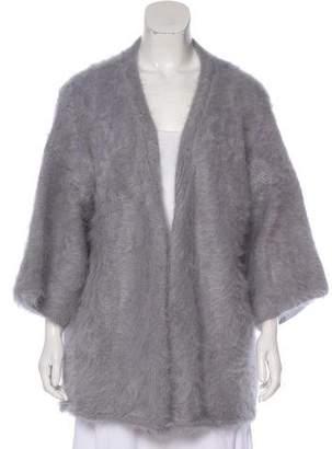 Alexander Wang Textured Knit Cardigan