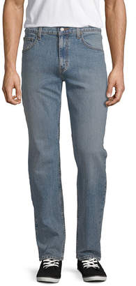 Arizona Mens Straight Fit Straight Leg Jean