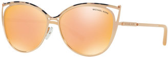 Michael Kors Sunglasses, MK1020 $209 thestylecure.com