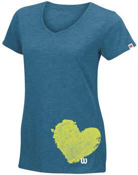 T-Shirt Summer Clay Heart Tech T