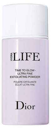 Dior Hydra Life Time to Glow Ultra Fine Exfoliating Powder