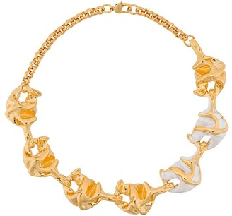 Marni Lily chunky necklace