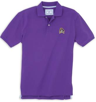 Southern Tide East Carolina Pique Polo Shirt