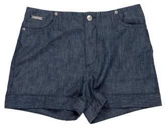 See by Chloe Mid-Rise Mini Shorts