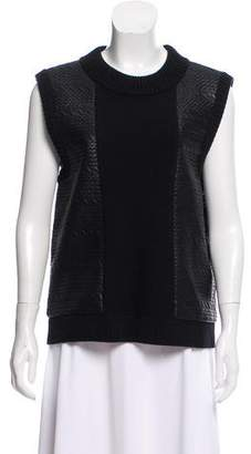 Raoul Sleeveless Knit Top