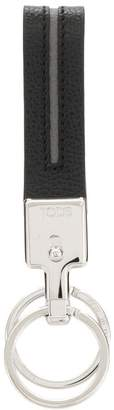 Tod's leather keyring