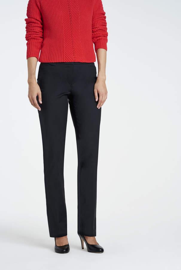 Long Tall Sally Clean Sharp Straight Leg Suit Trouser