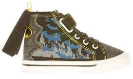 Warner Bros. Boys' Licensed Batman Mid Top Sneaker