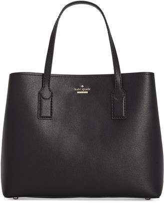 Kate Spade Hadley Road Small Dina Leather Satchel